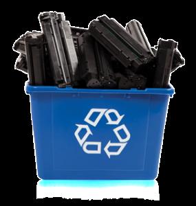 Recycling Photocopier Toner